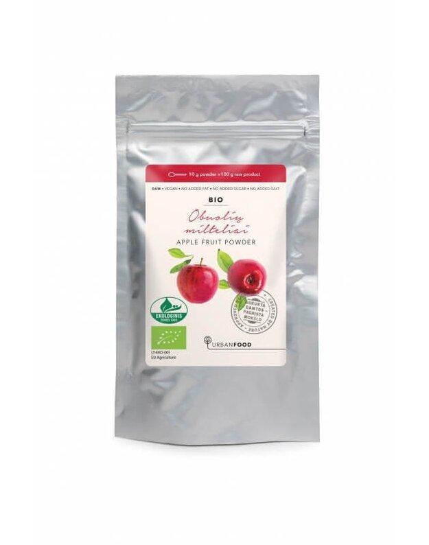 Obuolių milteliai - EKOLOGIŠKI, 100 g